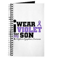 I Wear Violet For My Son Journal