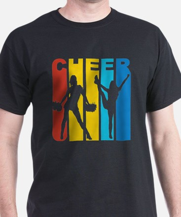 Vintage Cheer Graphic T Shirt T-Shirt
