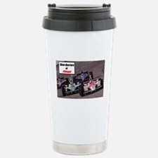 """200mph!"" Stainless Steel Travel Mug"