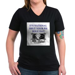 shut up joke Shirt