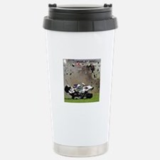 """One Little Mistake!"" Stainless Steel Travel Mug"