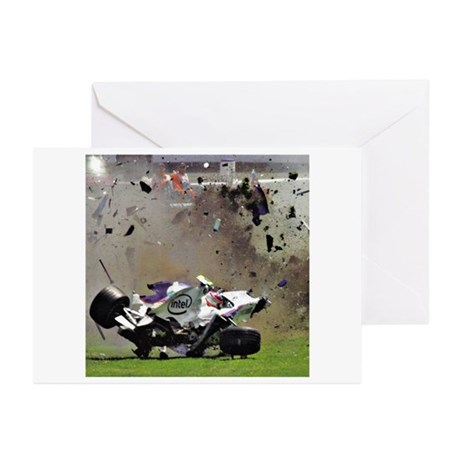 """""""One Little Mistake!"""" Greeting Cards (Pk of 20)"""