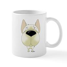 Big Nose/Butt Frenchie Mug
