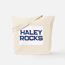 haley rocks Tote Bag