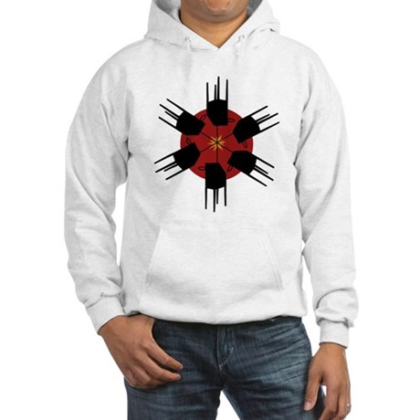 Theremin Orchestra Hooded Sweatshirt