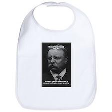 President Theodore Roosevelt Bib