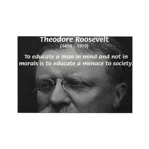an understanding of theodore roosevelts philosophy Implications for understanding both roosevelt's rhetoric as well as the concept of the theodore roosevelt and the rhetoric of citizenship: on tour in new.