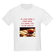 wine taster tasting T-Shirt