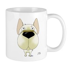 Frenchie Valentine's Day Mug