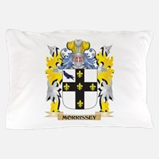 Morrissey Coat of Arms - Family Crest Pillow Case