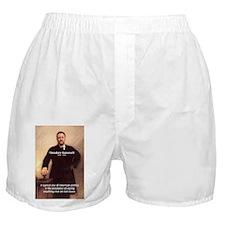 Theodore Roosevelt Boxer Shorts