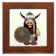 Viking Framed Tile