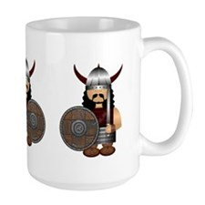 Viking Ceramic Mugs