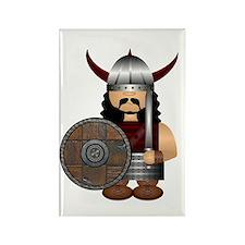 Viking Rectangle Magnet