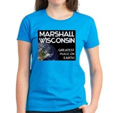 marshall wisconsin - greatest place on earth Women