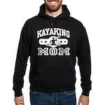 Kayaking Mom Hoodie (dark)