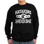 Kayaking Mom Sweatshirt (dark)