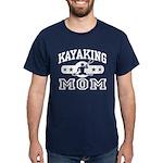 Kayaking Mom Dark T-Shirt