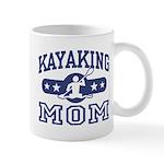 Kayaking Mom Mug