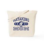 Kayaking Mom Tote Bag