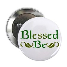 "Blessed Be 2.25"" Button"