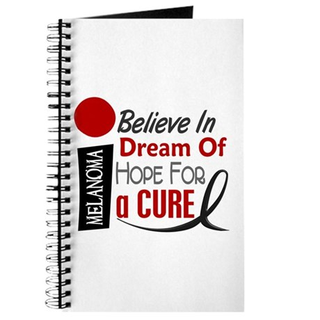 BELIEVE DREAM HOPE Melanoma Journal