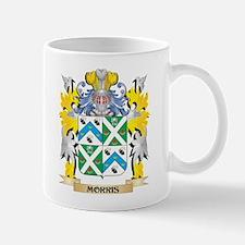 Morris Coat of Arms - Family Crest Mugs