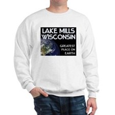 lake mills wisconsin - greatest place on earth Swe