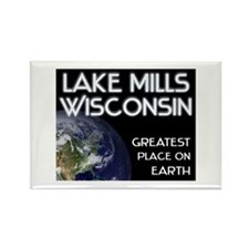 lake mills wisconsin - greatest place on earth Rec