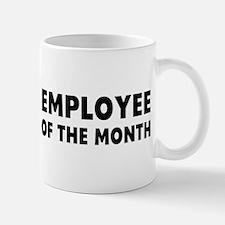 Employee Month Small Small Mug