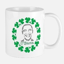 oddFrogg Obama Shamrock Mug