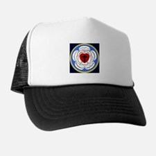 Luther Rose Trucker Hat