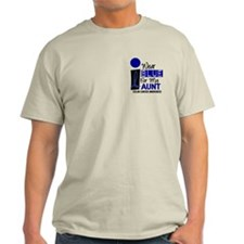 I Wear Blue For My Aunt 9 CC T-Shirt