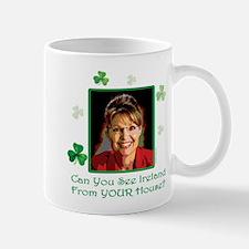oddFrogg Irish Sarah Palin Mug