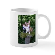 The Enchanted Corgi Mug