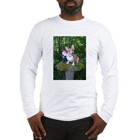 The Enchanted Corgi Long Sleeve T-Shirt