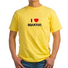 I LOVE BRAXTON T