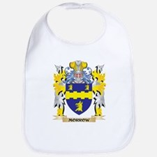 Morrow Coat of Arms - Family Crest Baby Bib