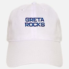 greta rocks Baseball Baseball Cap
