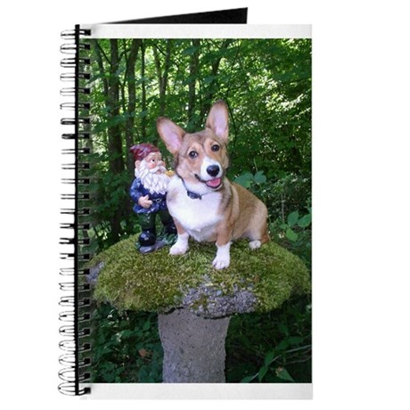 The Enchanted Corgi Journal