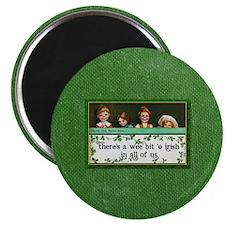Irish Children Magnet