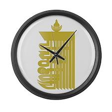 Kalachakra Large Wall Clock