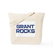 grant rocks Tote Bag