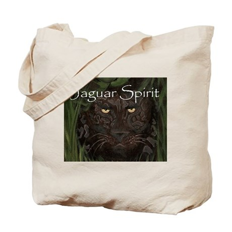 Jaguar Spirit Tote Bag