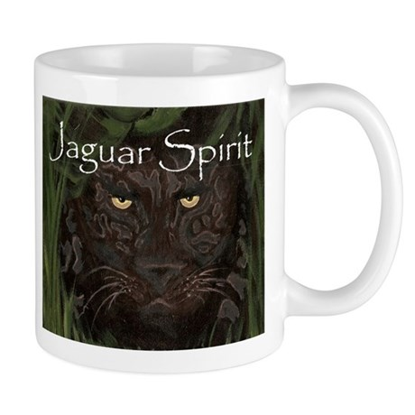 Jaguar Spirit Mug
