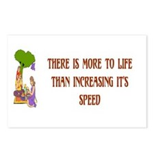 There's More To Life Postcards (Package of 8)