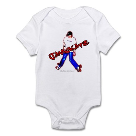 jamskate Infant Bodysuit