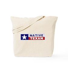 Native Texan Tote Bag