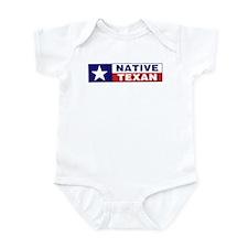 Native Texan Infant Bodysuit