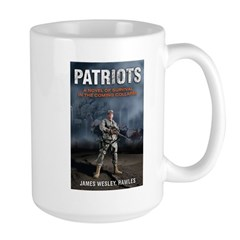 Patriots Cover Large Mug-Sold at COST